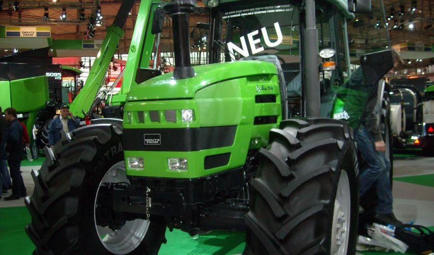 Deutz-Fahr Agrotrac 150