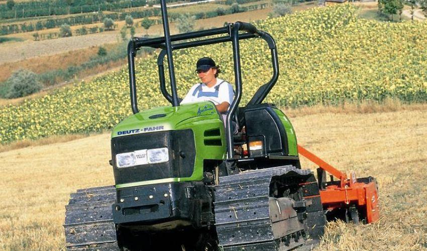Deutz-Fahr Agroclimber
