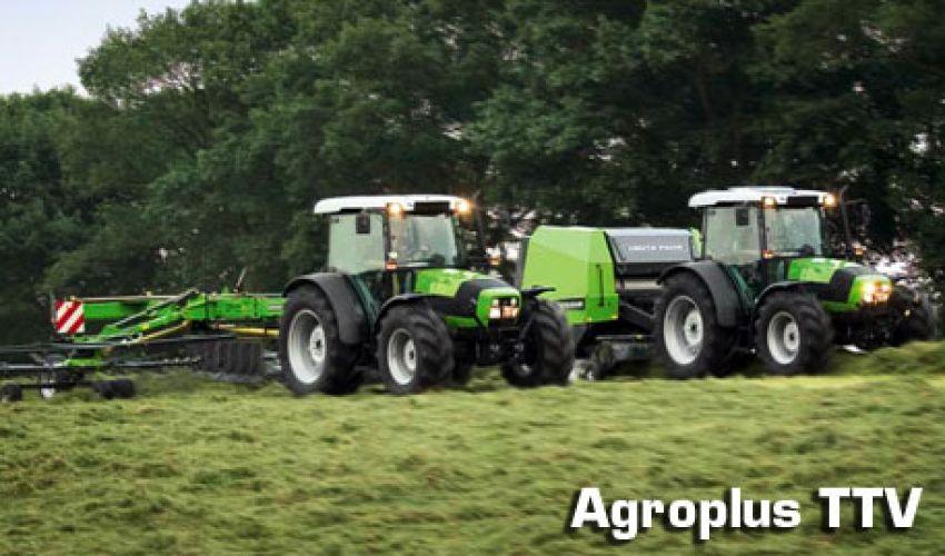 Deutz-Fahr Agroplus TTV