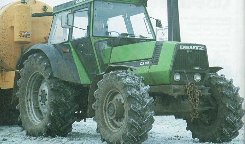 Deutz DX 110