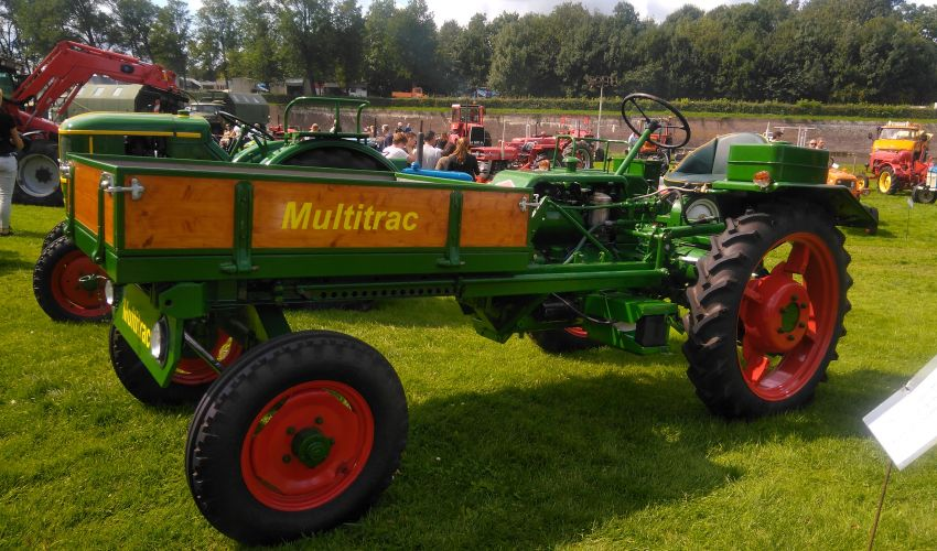 Deutz Multitrac