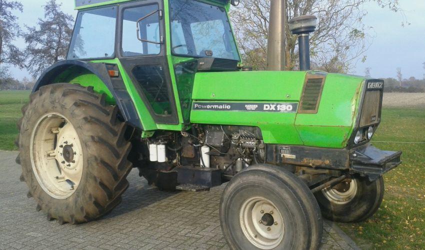 Deutz DX 130