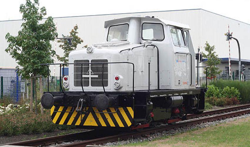 Deutz lokomotief