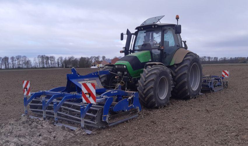 Deutz-Fahr Agrotron M 420