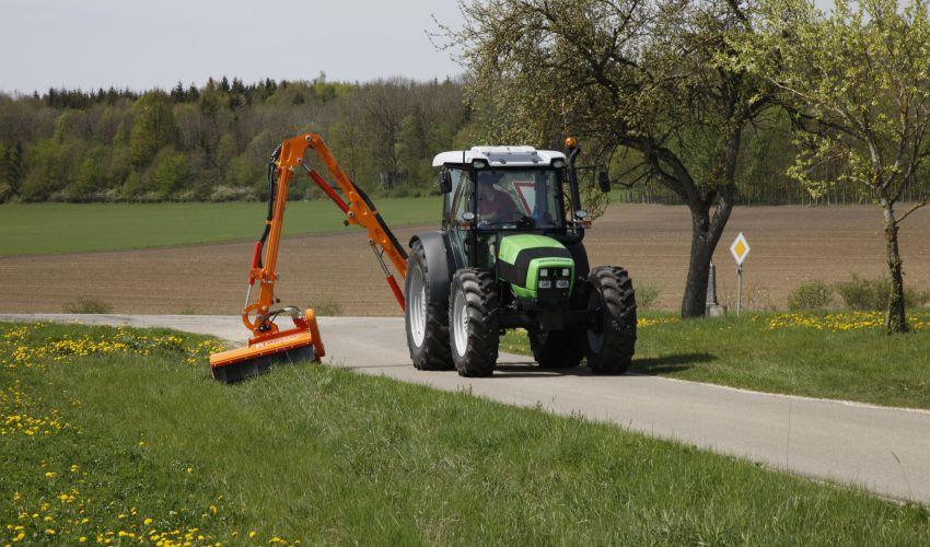 Deutz-Fahr Agroplus TTV 430