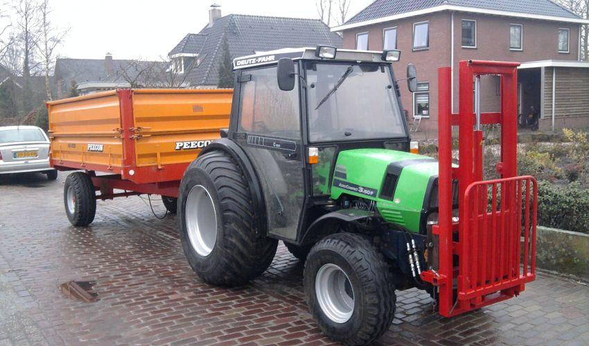 Deutz-Fahr Agrocompact 3.60 F
