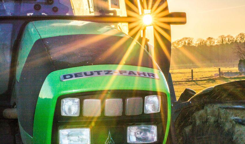 Deutz-Fahr Agrotron 180.7