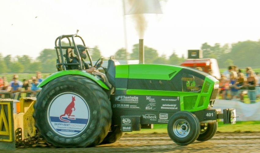 Deutz-Fahr Tractorpulling