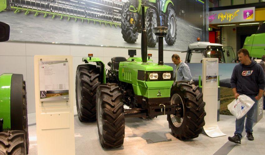Deutz-Fahr Agrofarm 95C