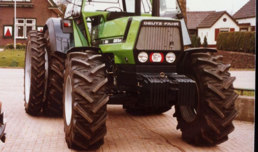 Deutz-Fahr DX 6.50