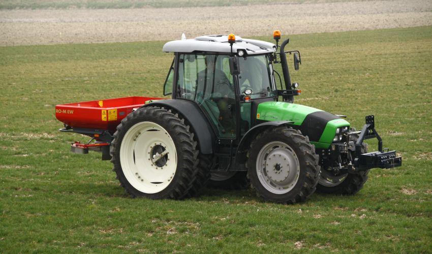 Deutz-Fahr Agrofarm TTV 430