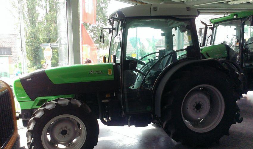 Deutz-Fahr Agroplus 420F