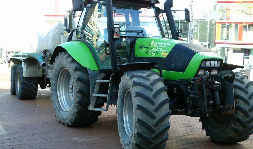 Deutz-Fahr Agrotron TTV 1130