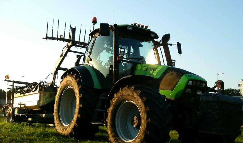 Deutz-Fahr Agrotron 130-165