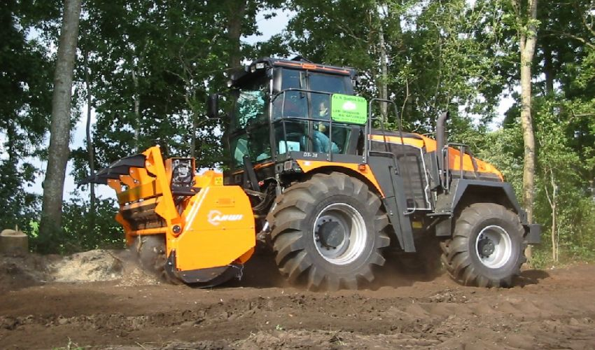 Doppstadt Grizzly DT 32
