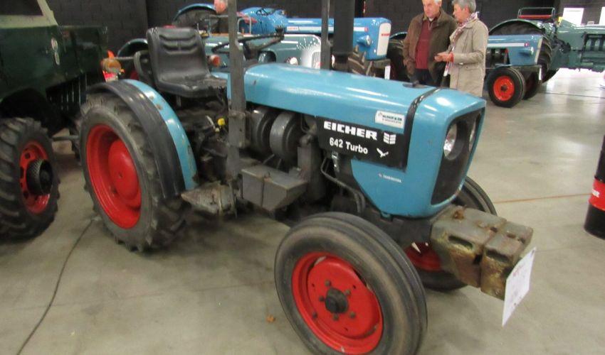 Eicher 642 Turbo