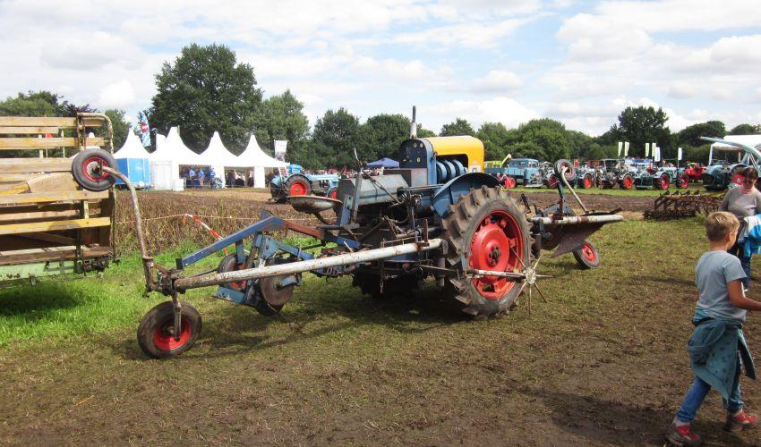 Eicher Agri-Robot