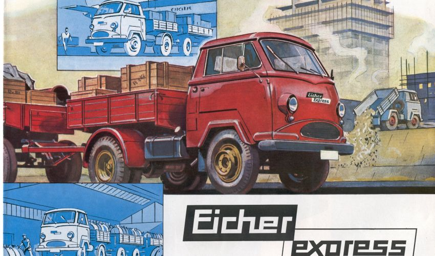 Eicher Farm Express EL 250Z