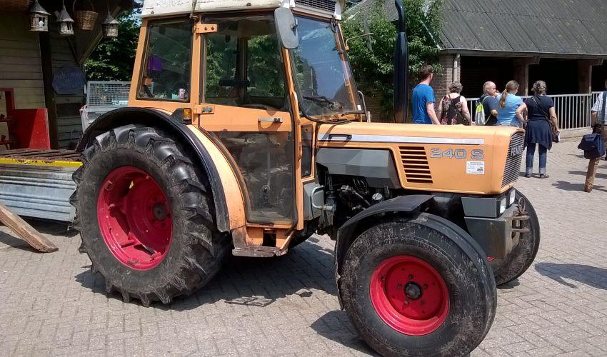 Fendt 240 S
