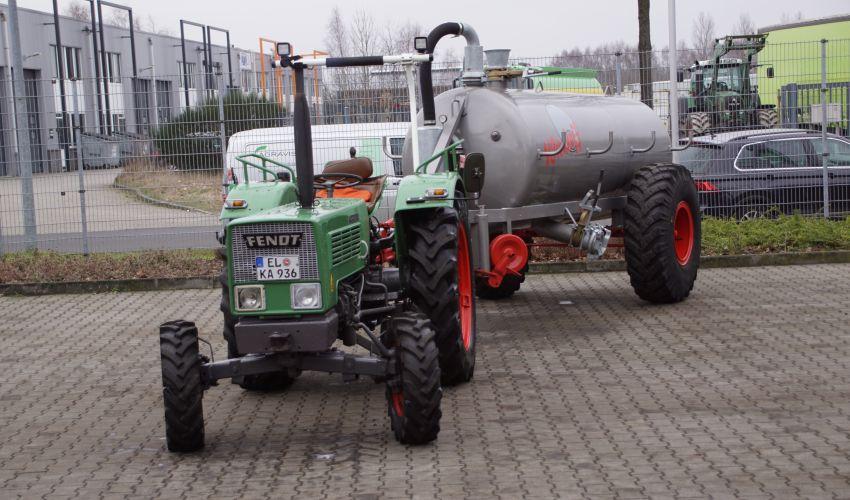 Fendt Farmer 2 DE