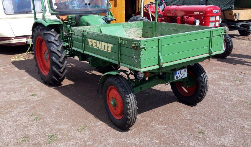 Fendt F 231 GT