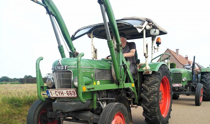 Fendt Farmer 2 D