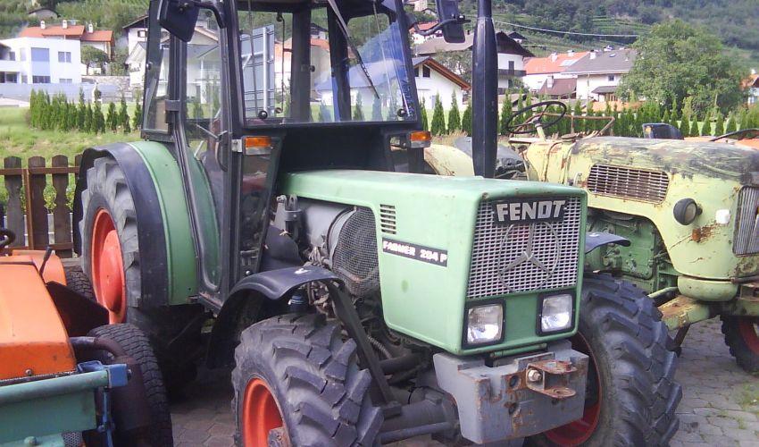 Fendt 204 P