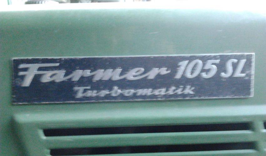 Fendt 105 SL