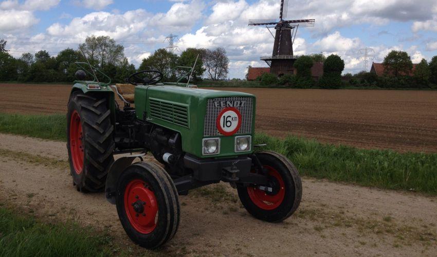 Fendt farmer 1D