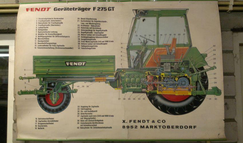 Fendt F 275 GT
