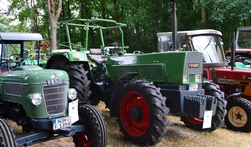 Fendt Favorit 11 S