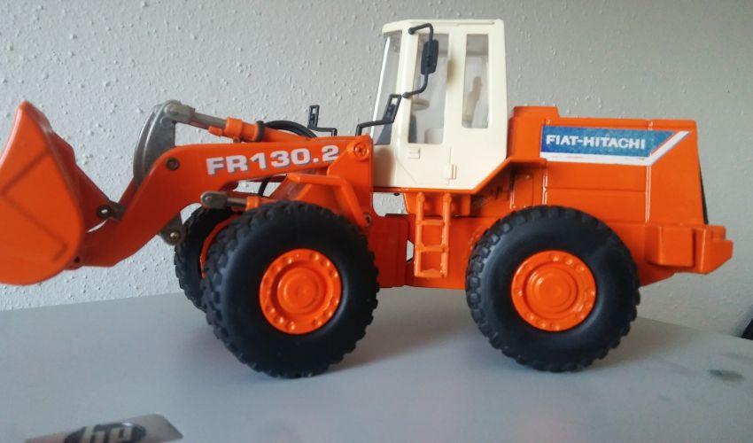 Fiat Hitachi Bulldozer
