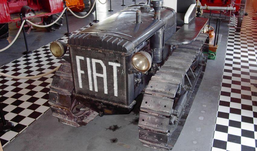 Fiat boghetto 40
