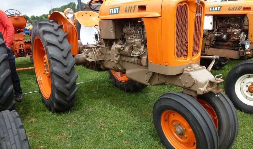 Fiat 411T