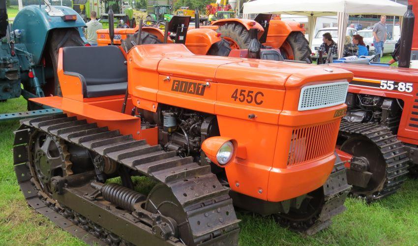 Fiat 355C 505C y 605C Crawler Taller//reparación Manual 455C