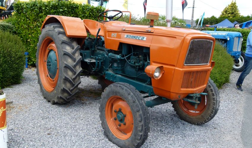 Fiat Someca 615
