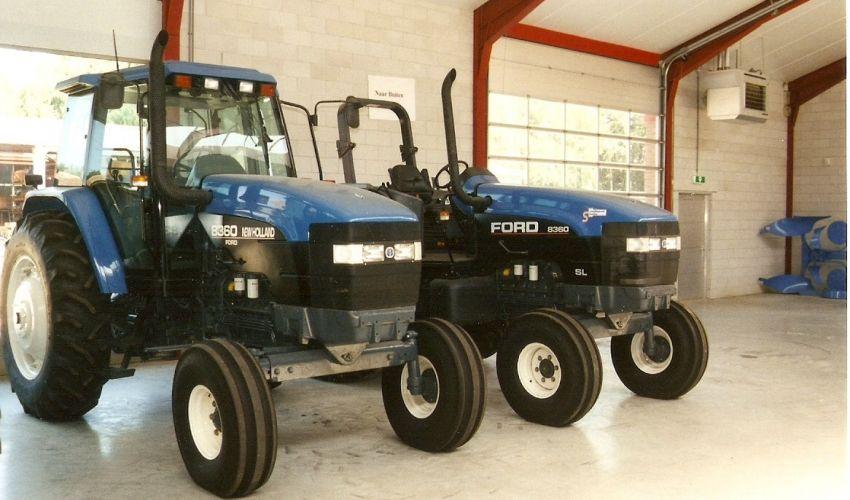 Ford 8360 SL