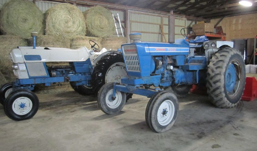 Ford 6000 Tractor Parts : Ford specs and data united kingdom