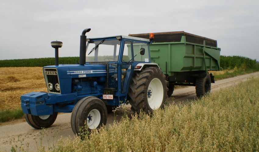 Ford 7400