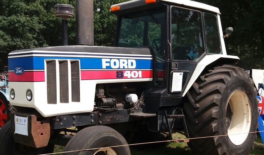Ford 8401