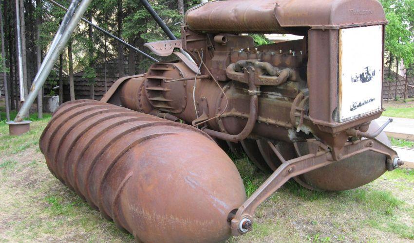 Fordson Snow-Motor