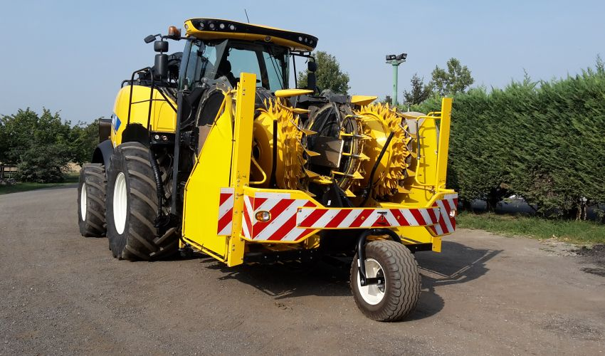 New Holland FR 920