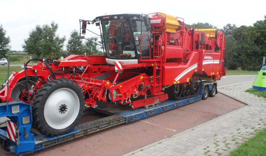Grimme Varitron 220