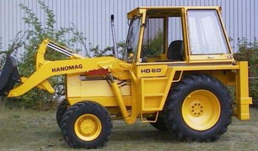 Hanomag HD 60