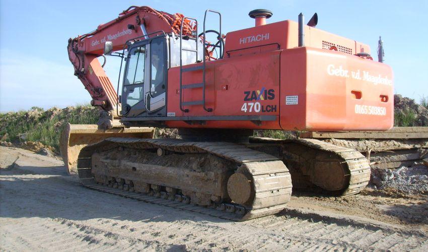 Hitachi Zaxis 470