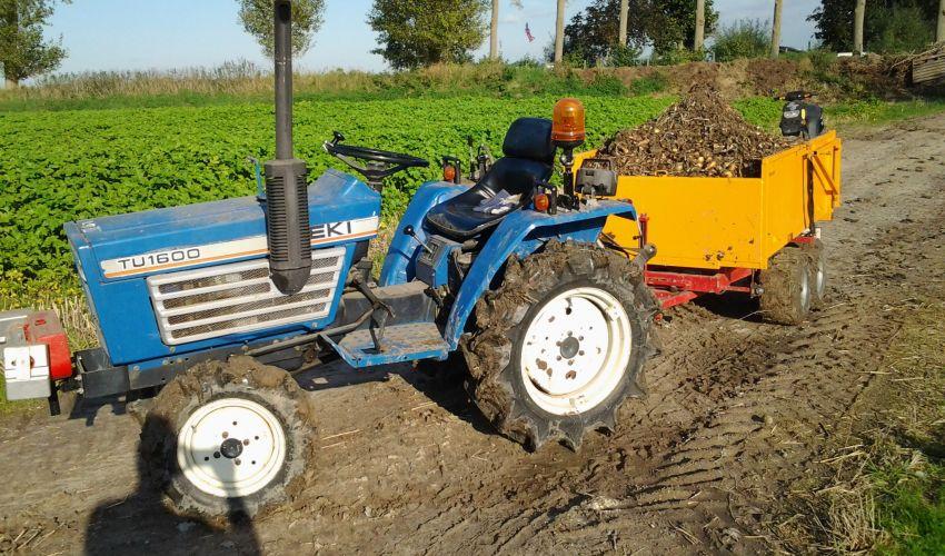 Iseki Tractor Salvage : Iseki tu specs and data international