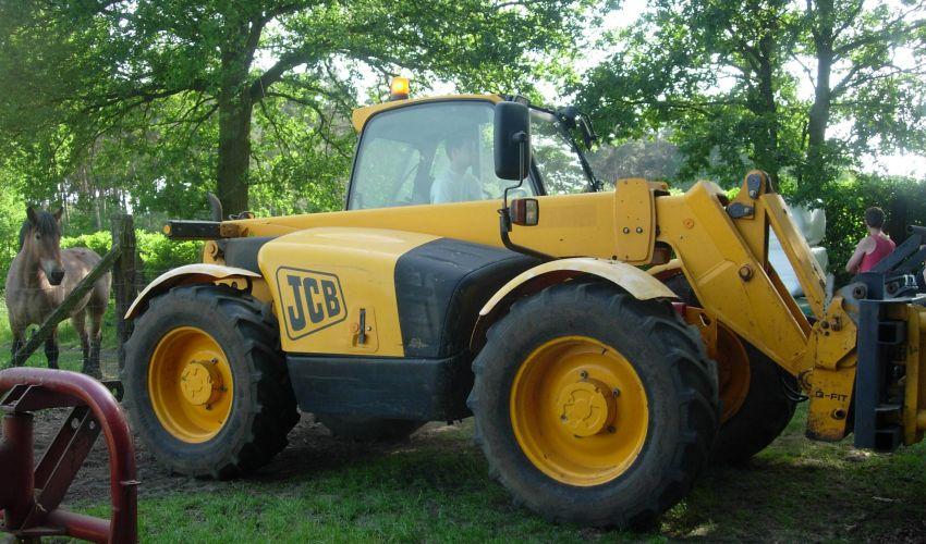 JCB Verreiker 525.67