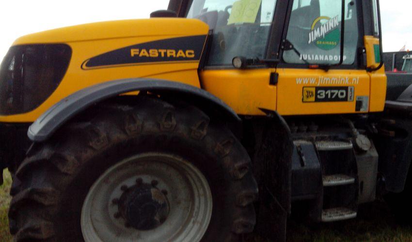 JCB Fastrac 3170