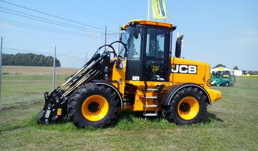 JCB 412S