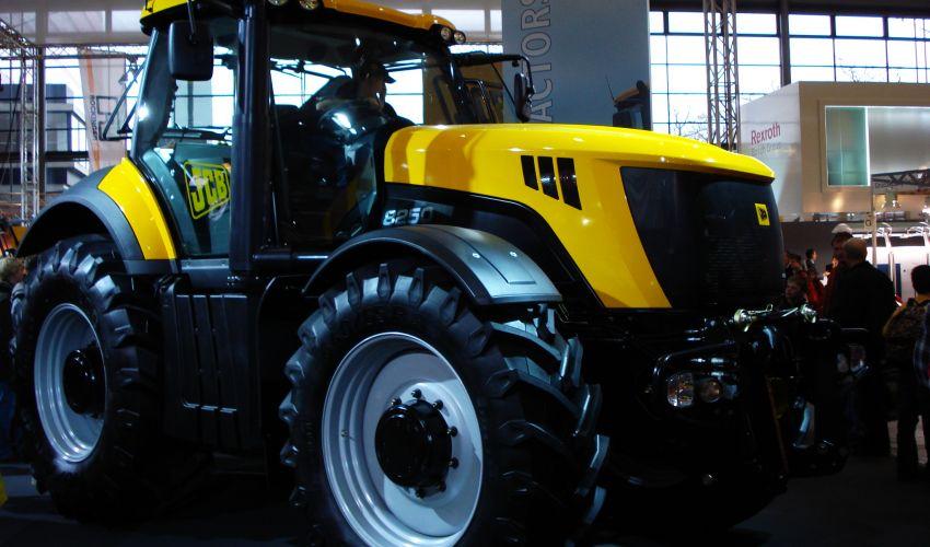 JCB Fastrac 7000-serie